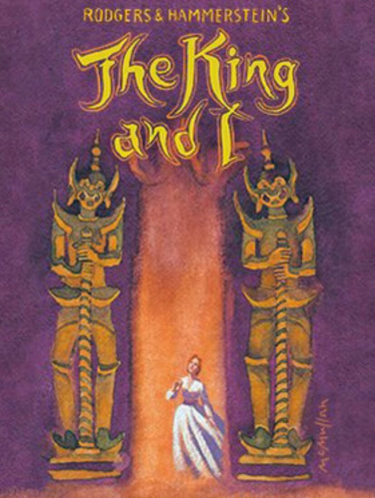 The King and I by Rodgers & Hammerstein