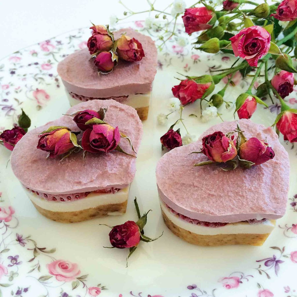 Beauty_Detox Food_3MB Strawberry Rose + Coconut Love Cakes