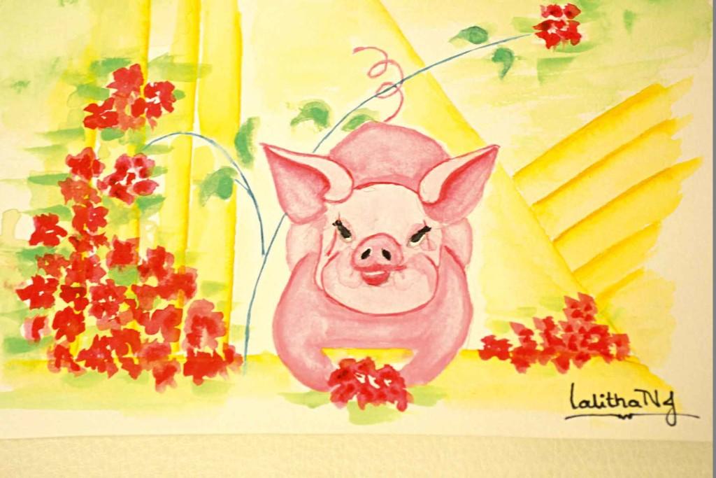 pig horoscope 2015