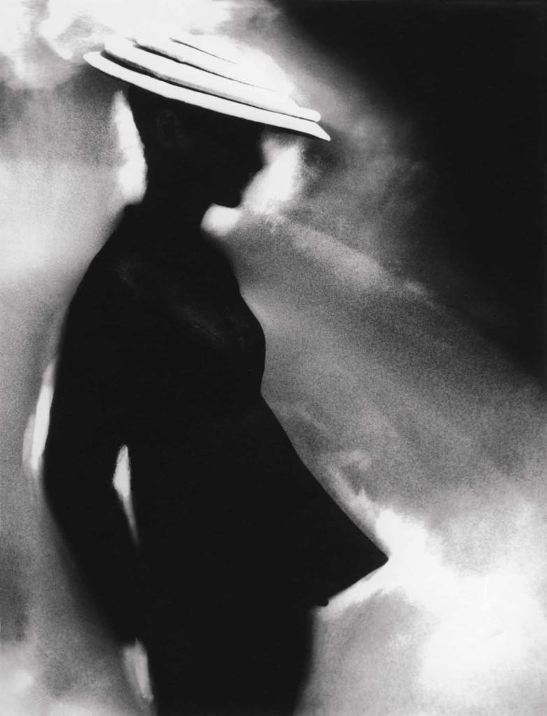 Tunic Suit, 1955, Lillian Bassman