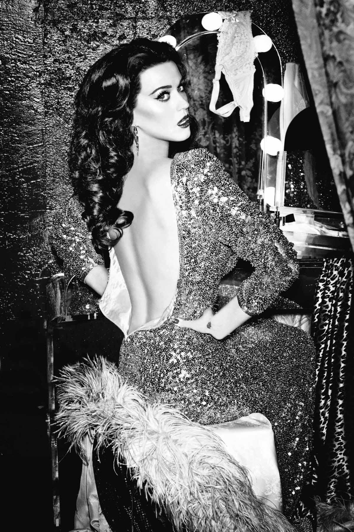 Katy Perry photographed by Ellen von Unwerth