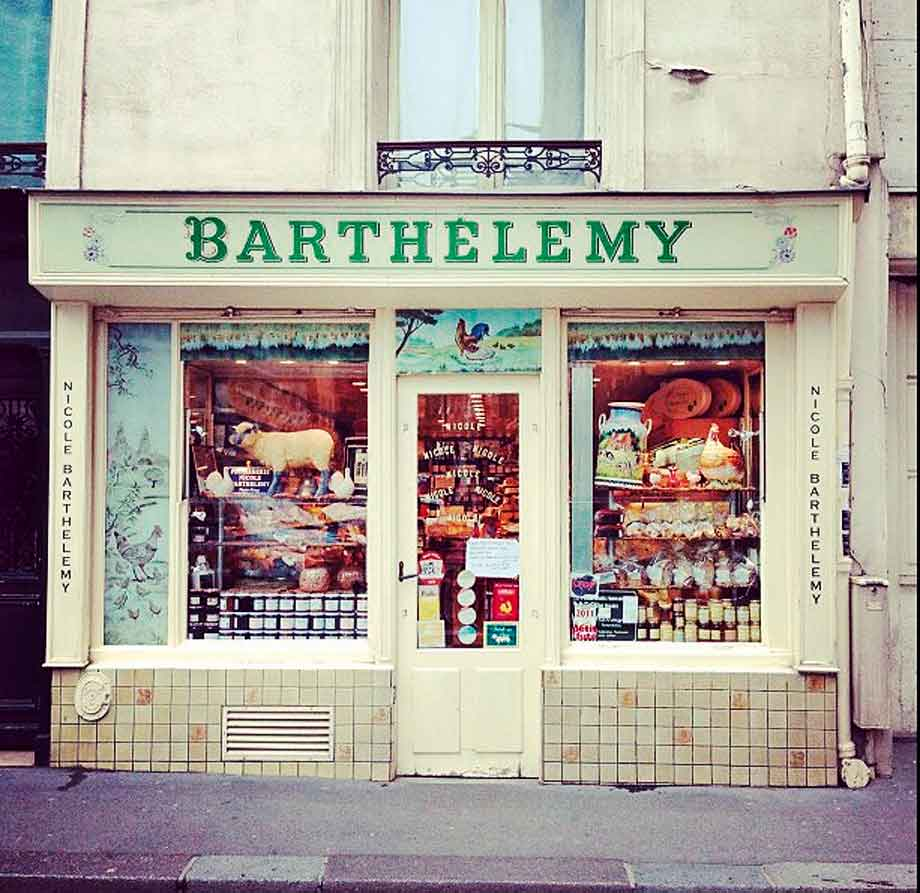 Amanda Harlech, creative consultant – Barthélemy, Paris