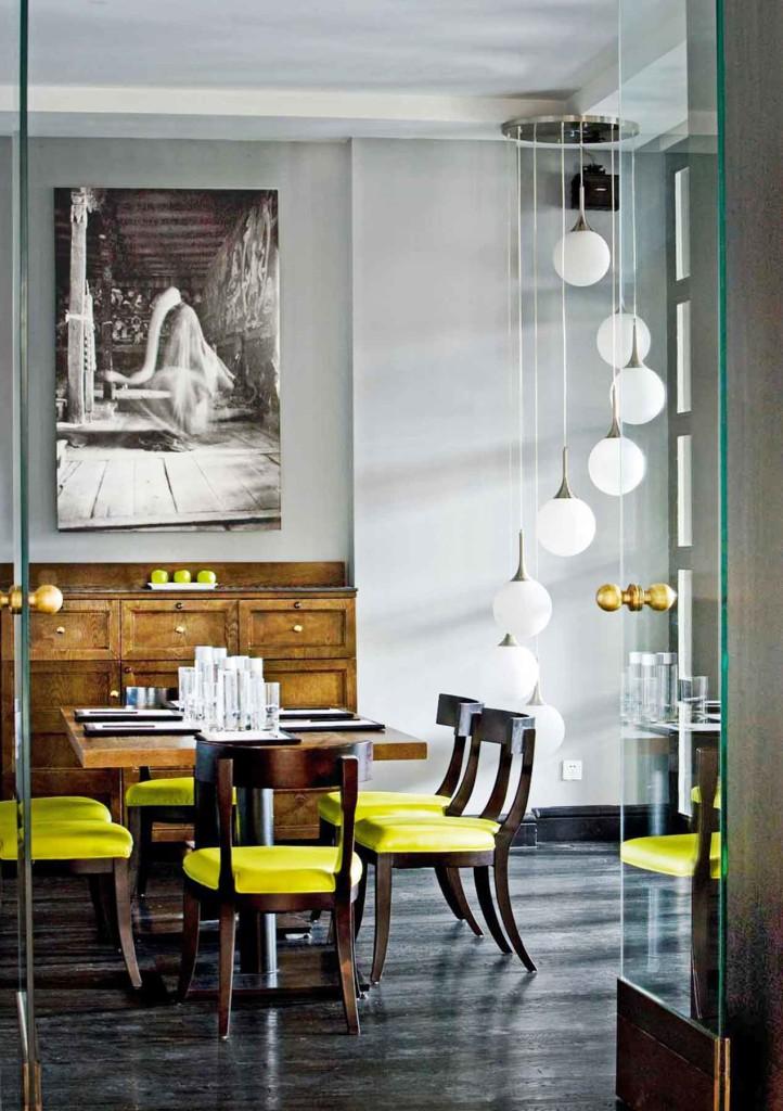 Diane von Fürstenberg, designer – Grace Hotel, Beijing