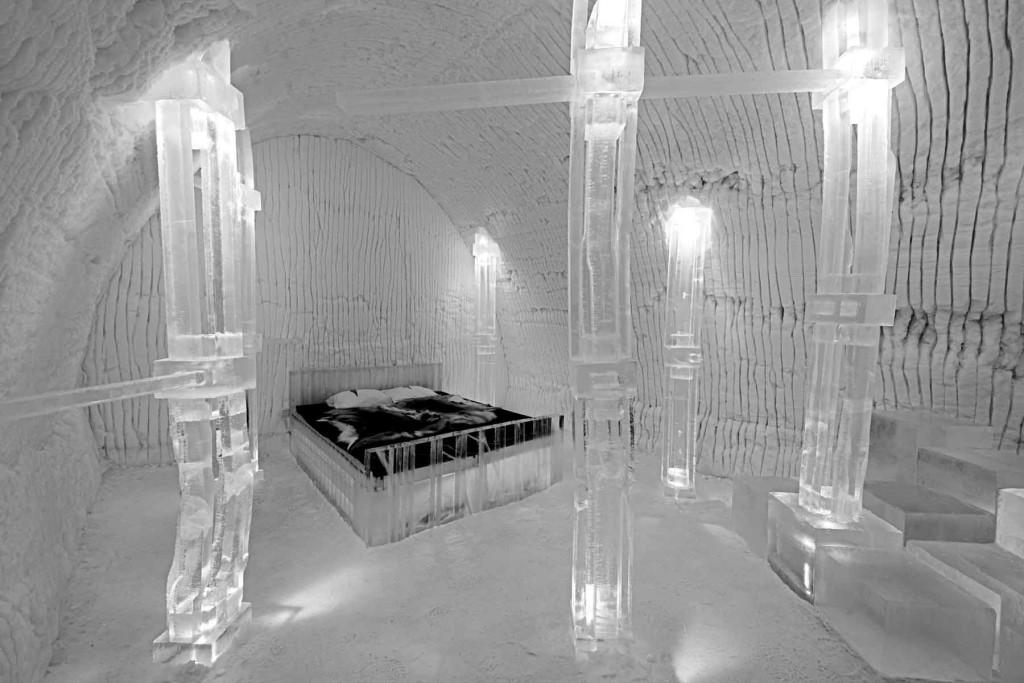 Ice Hotel, Jukkasjärvi, Sweden