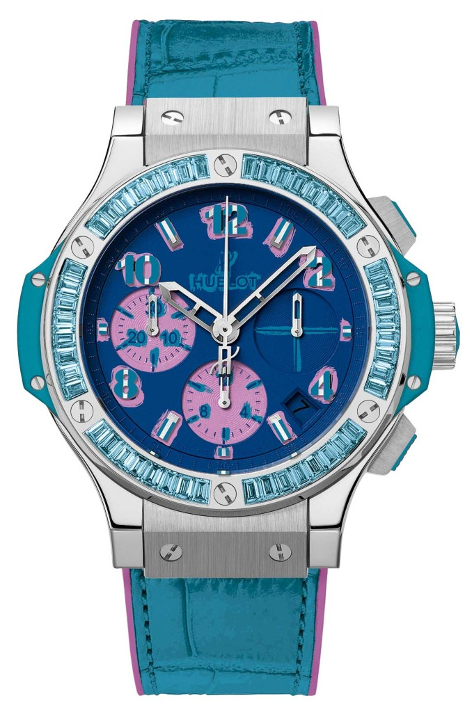 Big Bang Pop Art watch, Hublot