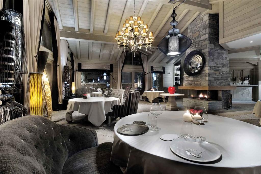 Pierre Gagnaire-protégé, Nicolas Sale's two-Michelin-star restaurant