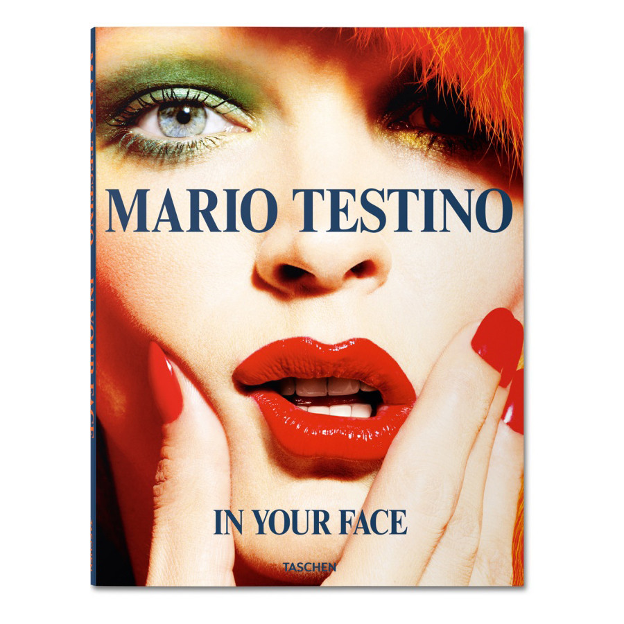 In Your Face by Mario Testino