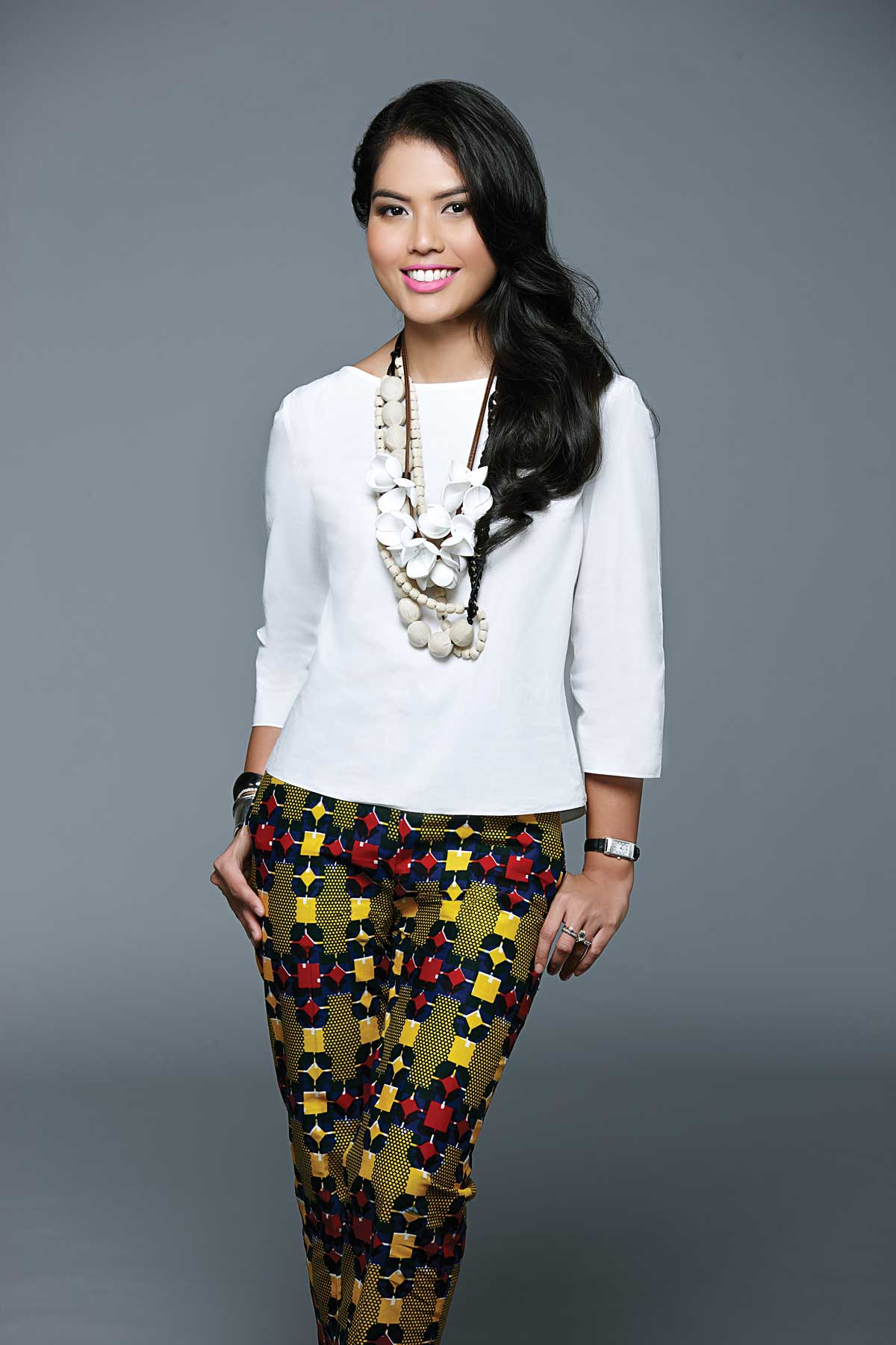 Azura Abdul Rahman: The Producer - Harper\'s Bazaar Malaysia