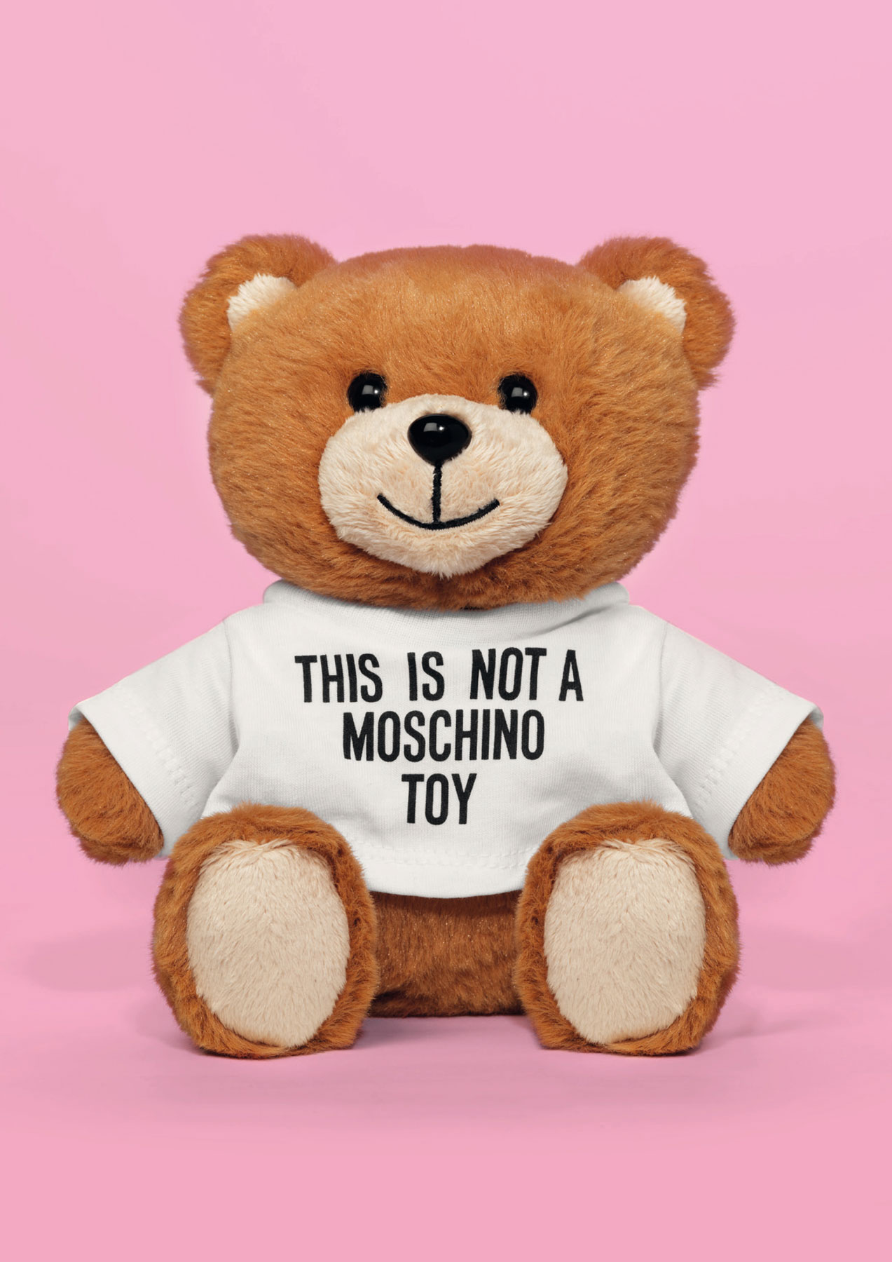 The Moschino Toy Is Not A Toy Harper S Bazaar Malaysia