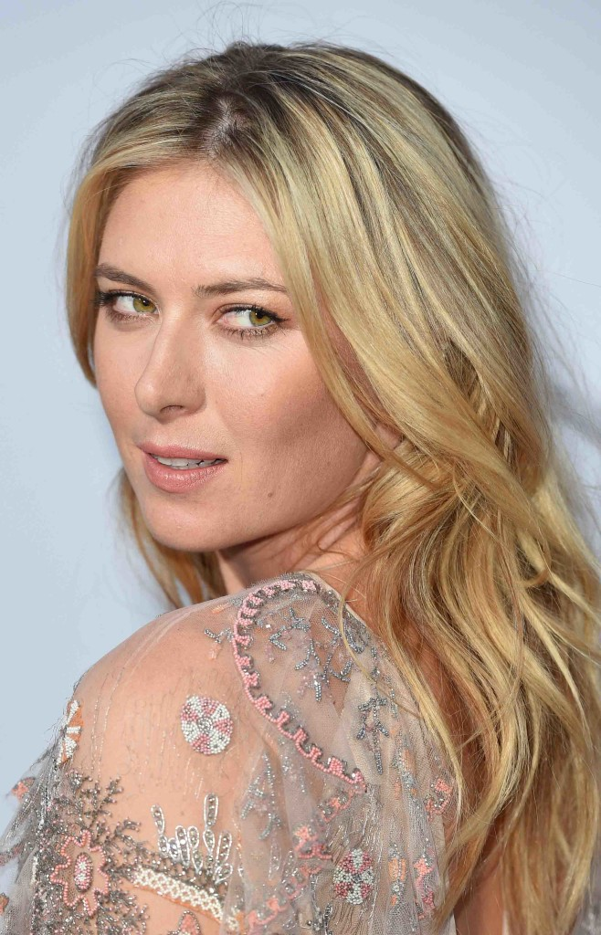Maria Sharapova's Best Beauty Tips