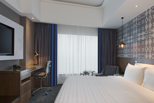 Newly renovated Le Méridien Deluxe Room_1MB