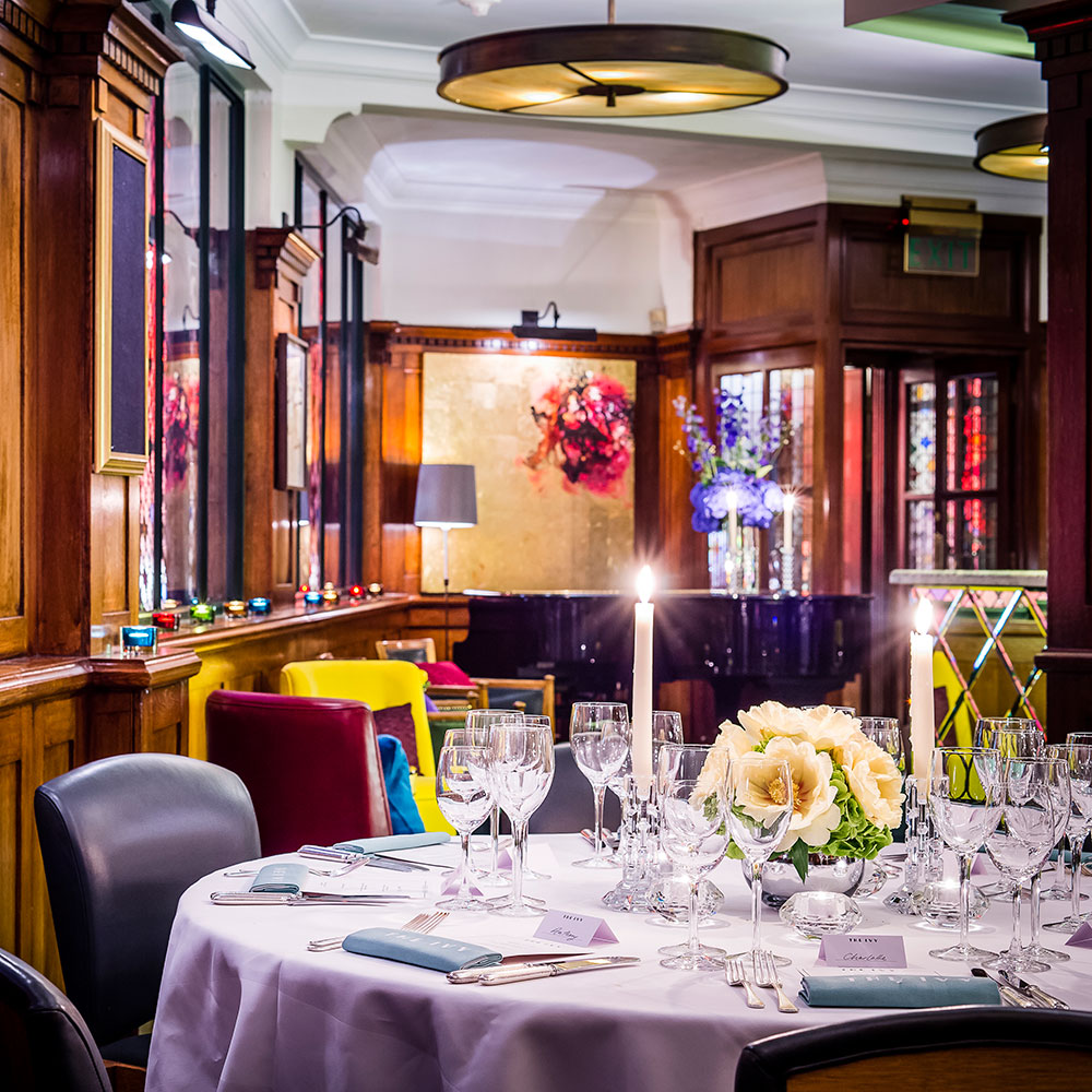 the best private dining rooms in london - harper's bazaar malaysia