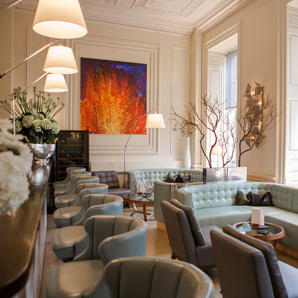 The Best Private Dining Rooms In London Harper s Bazaar