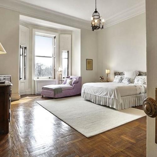 Inside Lauren Bacall's Lavish New York City Apartment