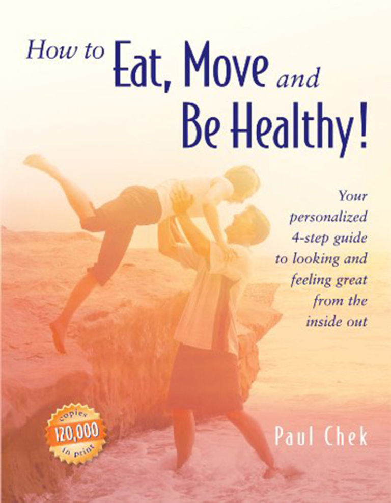 eat, move, be healthy