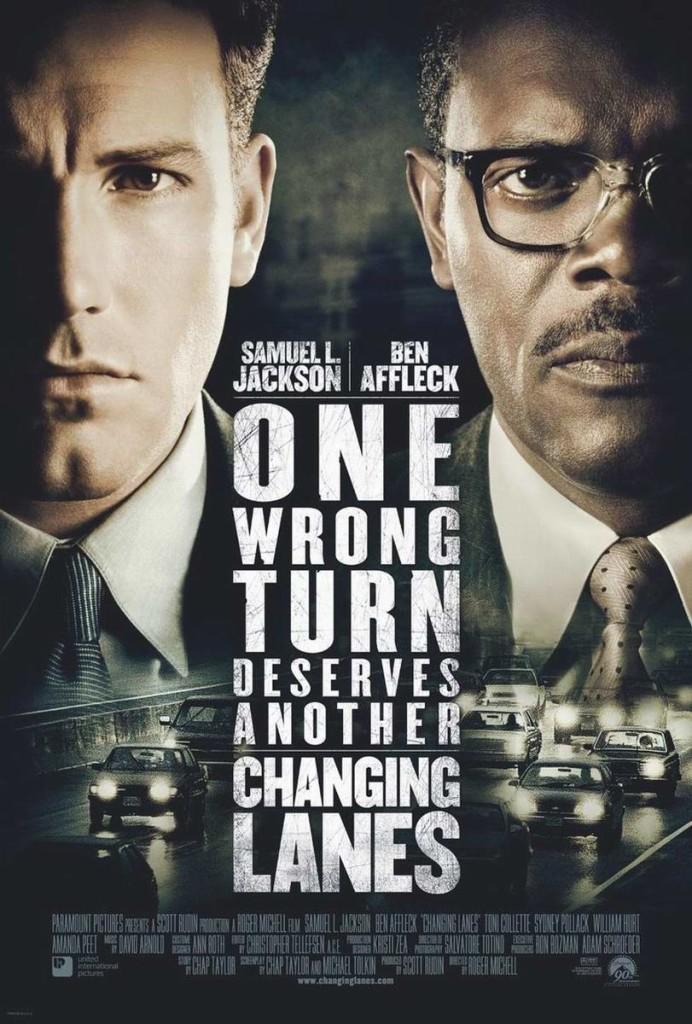 Changing Lanes (2002, Paramount Pictures) via IMDB.com