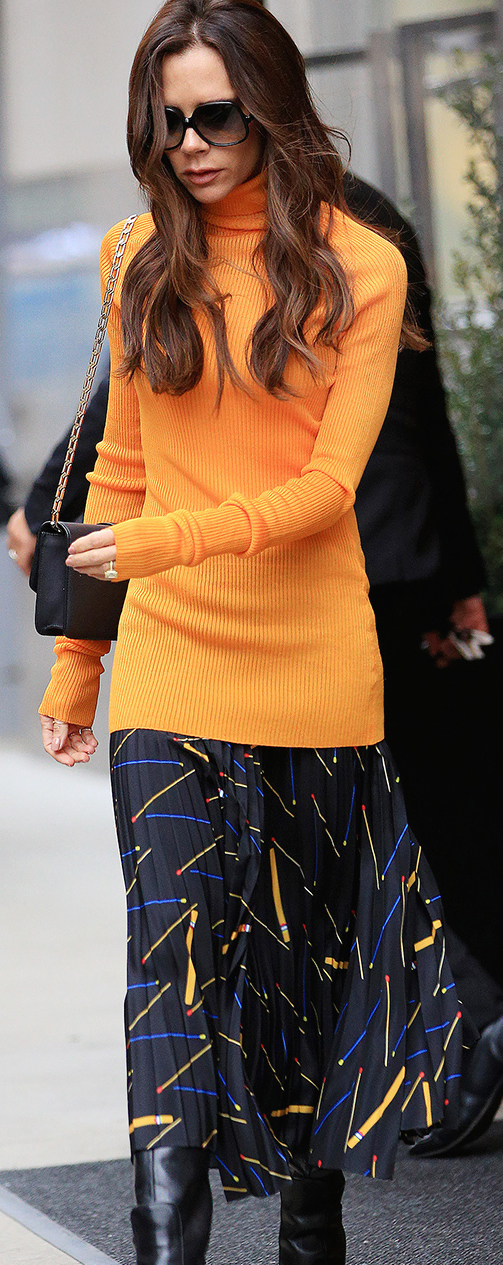 Victoria Beckham (Image: SPLASH)