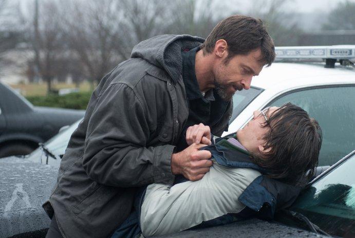 Image: Still of Paul Dano and Hugh Jackman in Prisoners (© 2013 Alcon Entertainment, LLC) via IMDB.com