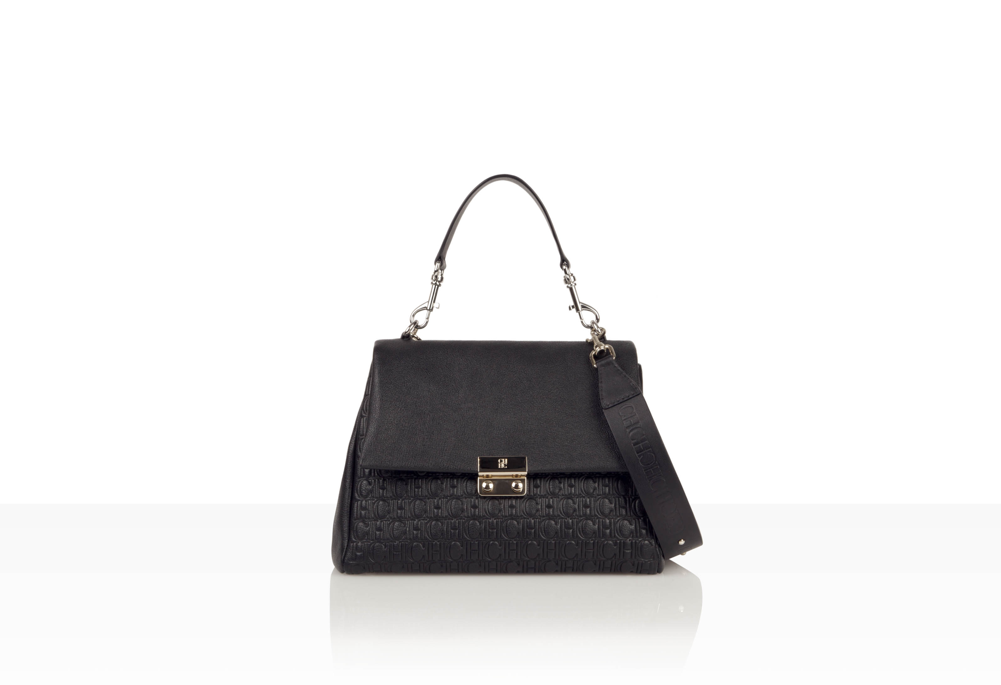 Ch Carolina Herrera Baret Bag