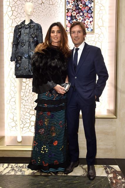 Elisabetta Beccari and Pietro Beccari Palazzo