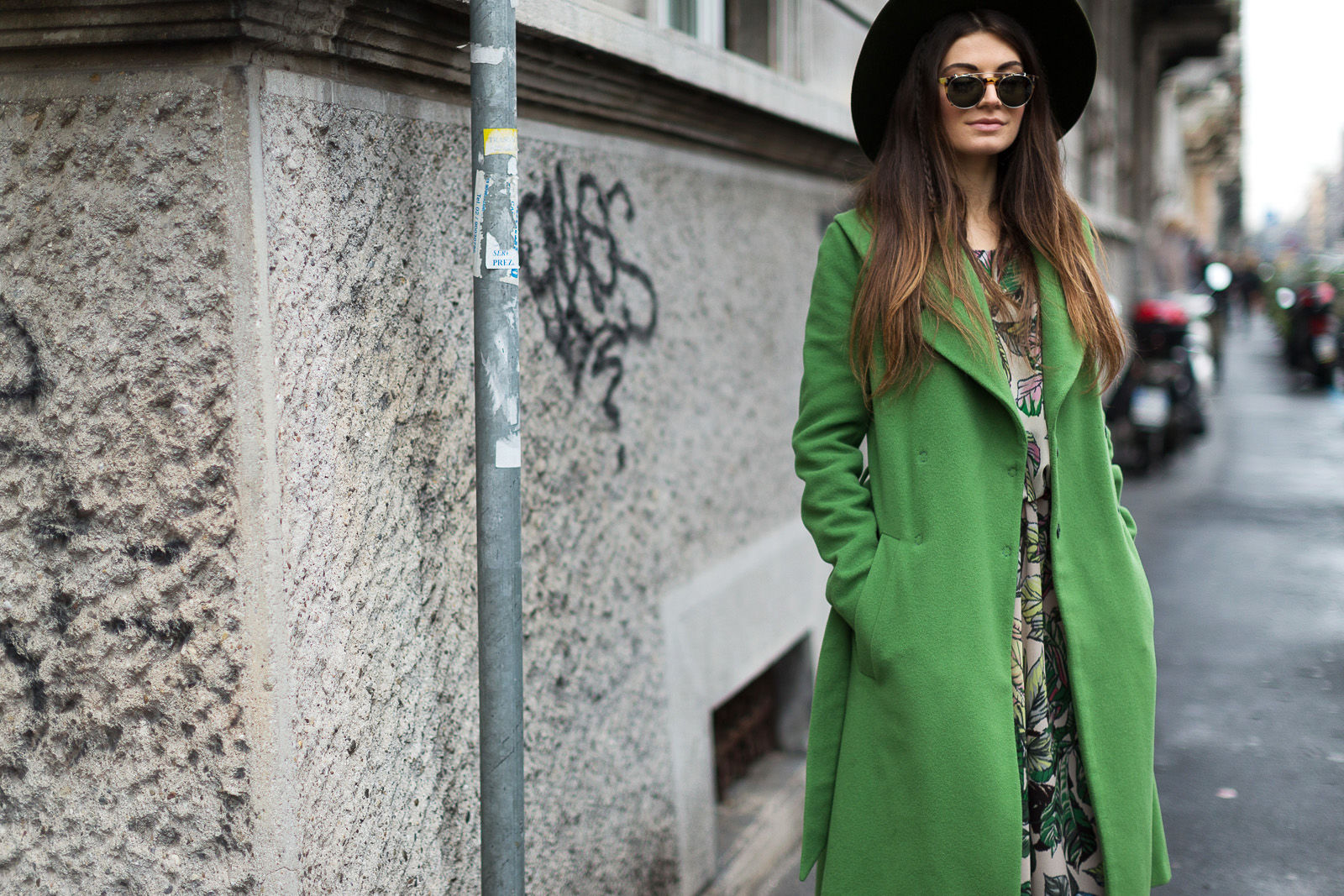 Supersized Street Style Issue Milan Mfw Autumn Winter 2016 Harper 39 S Bazaar Malaysia