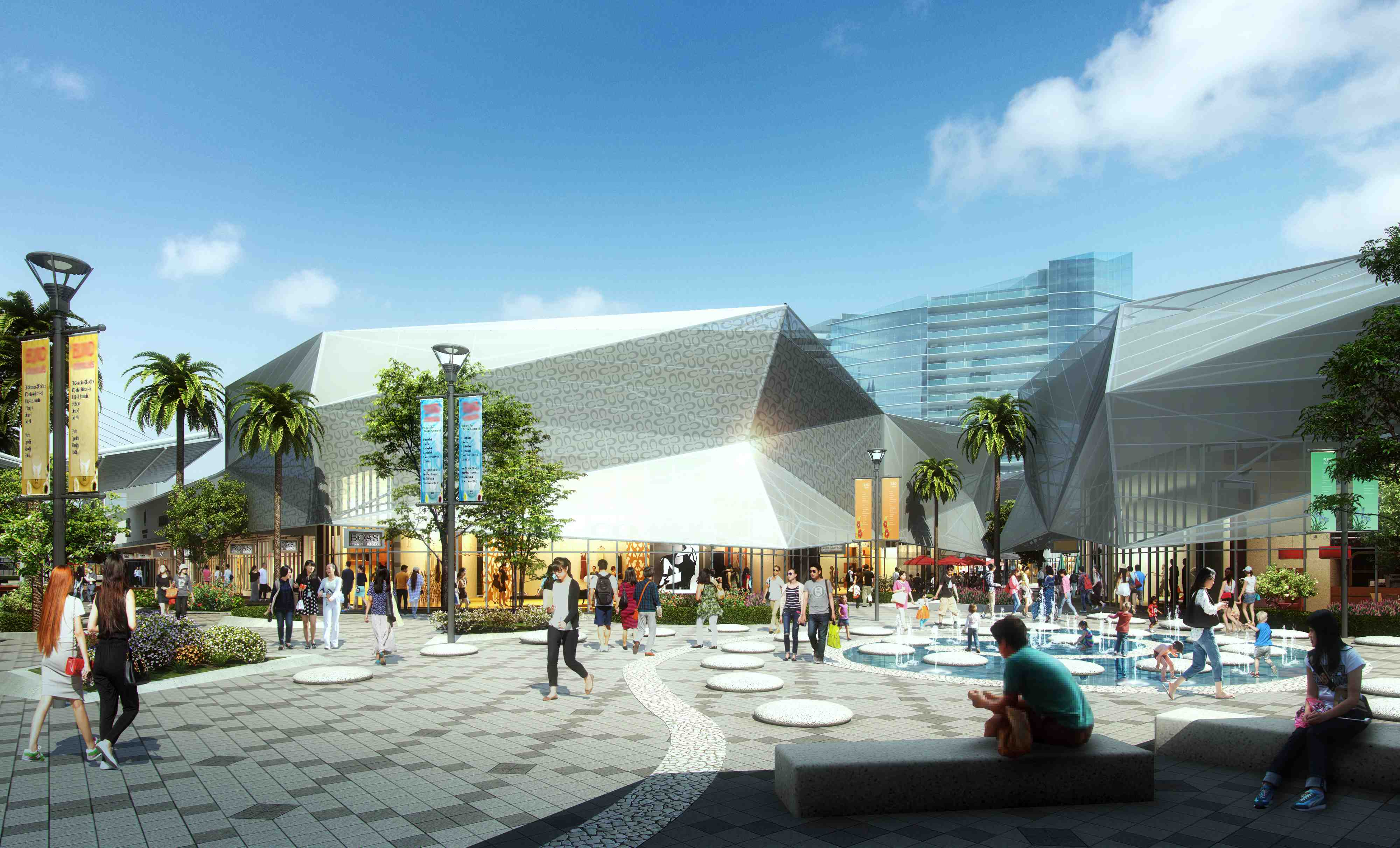 04 - Artist's impression - a street view perspective