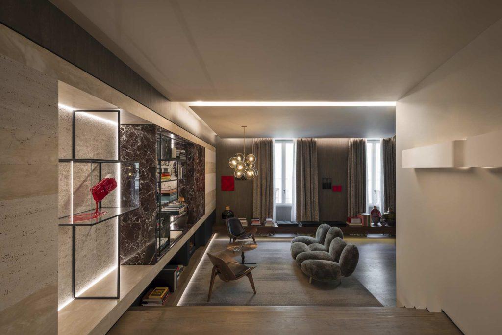 13_FENDI PRIVATE SUITES_Foyer Floor 3
