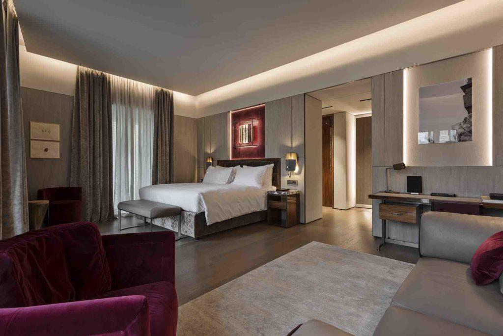 Fendi Private Suites, Room