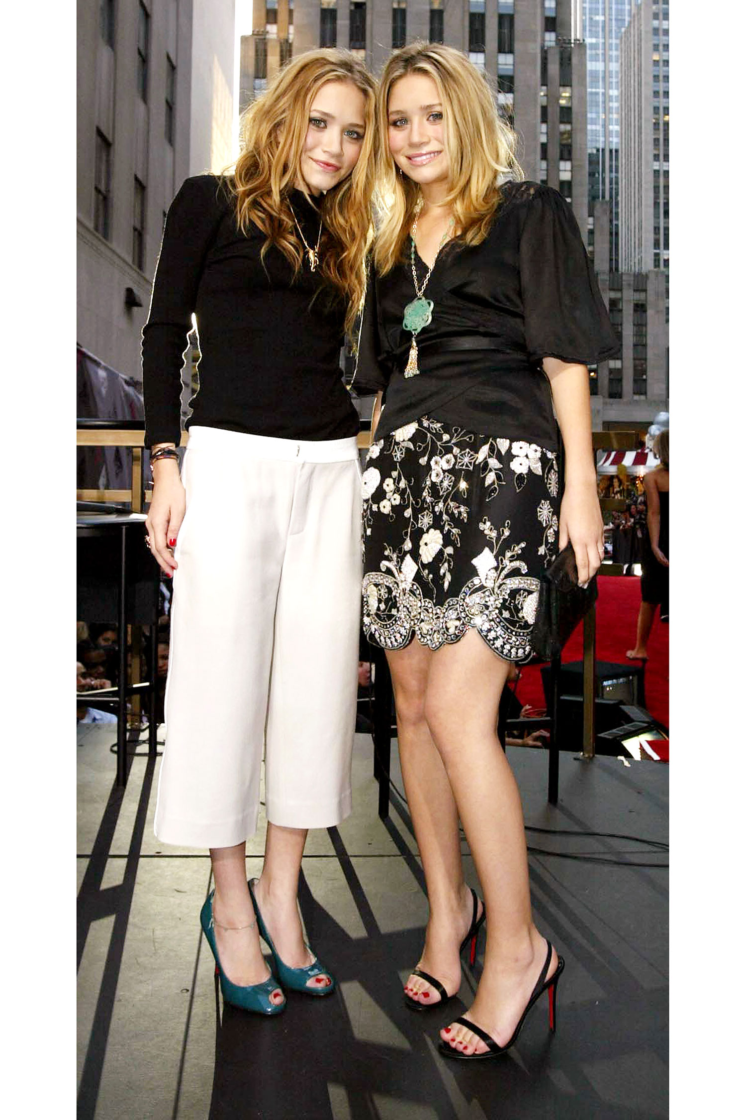 The Style Evolution of Mary-Kate and Ashley Olsen