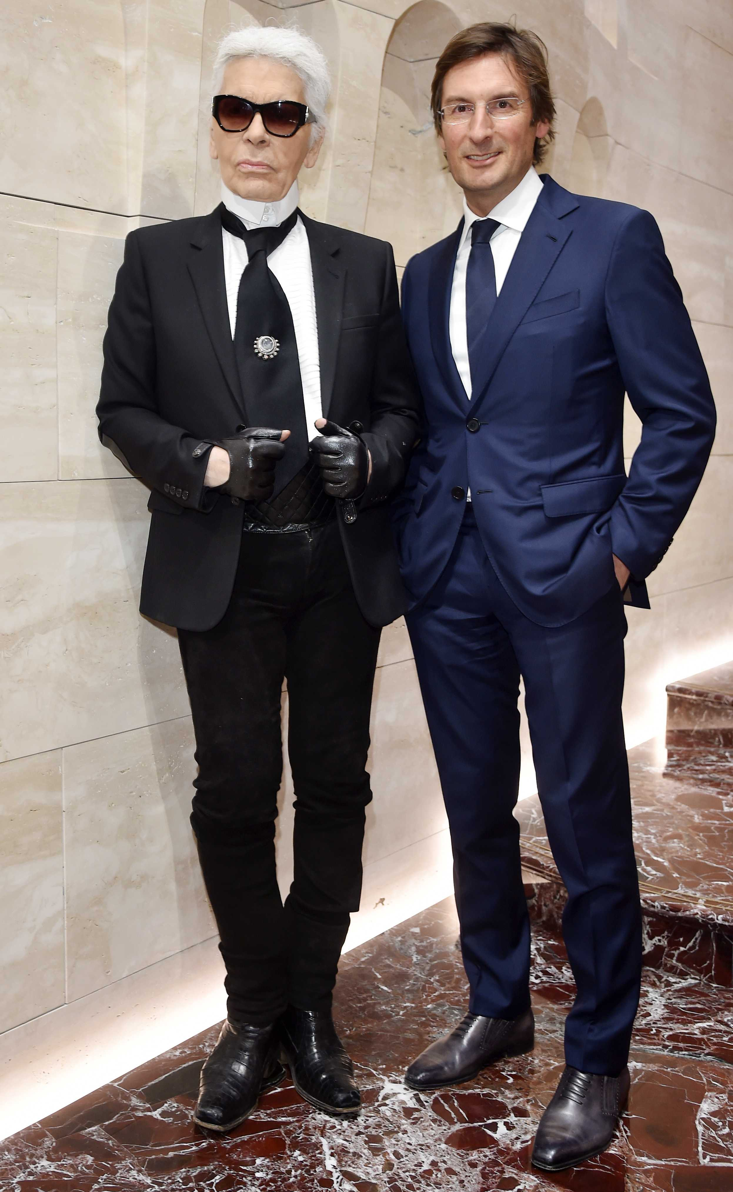 attends Palazzo FENDI And ZUMA Inauguration on March 10, 2016 in Rome, Italy.