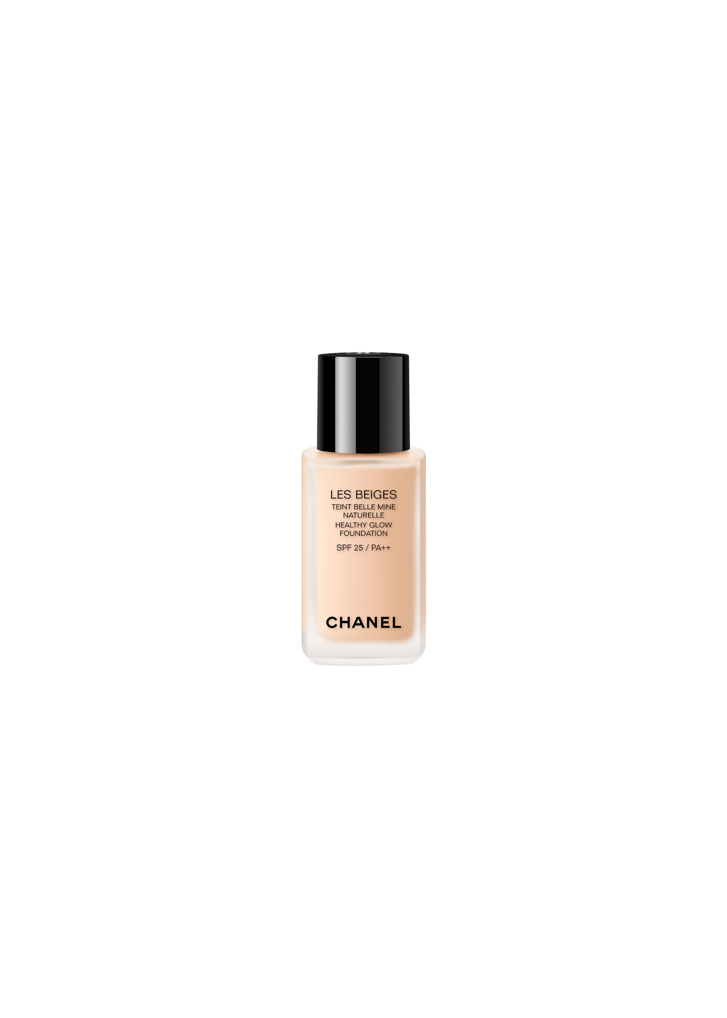 For hydration with a seamless finish, try Chanel's Les Beiges Healthy Glow Foundation, RM200