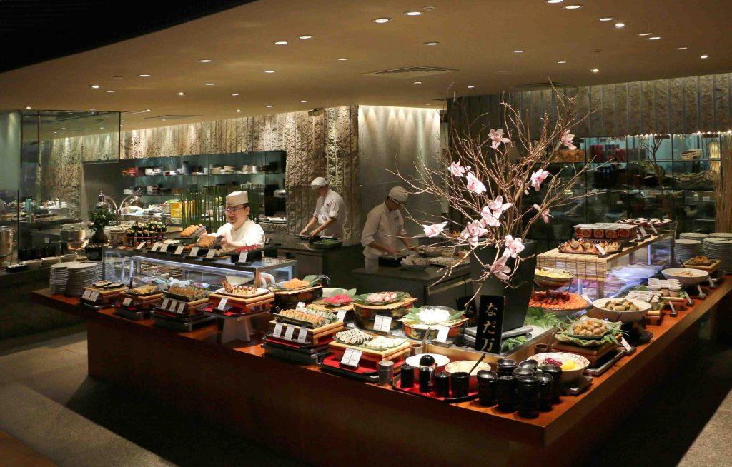 Saturday Sushi Brunch Buffet at Zipangu 1