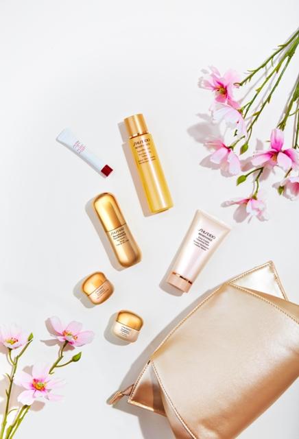ShiseidoTimelessBeautySet