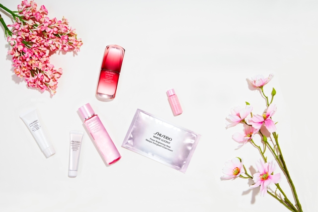 ShiseidoUlitmateRadianceSet