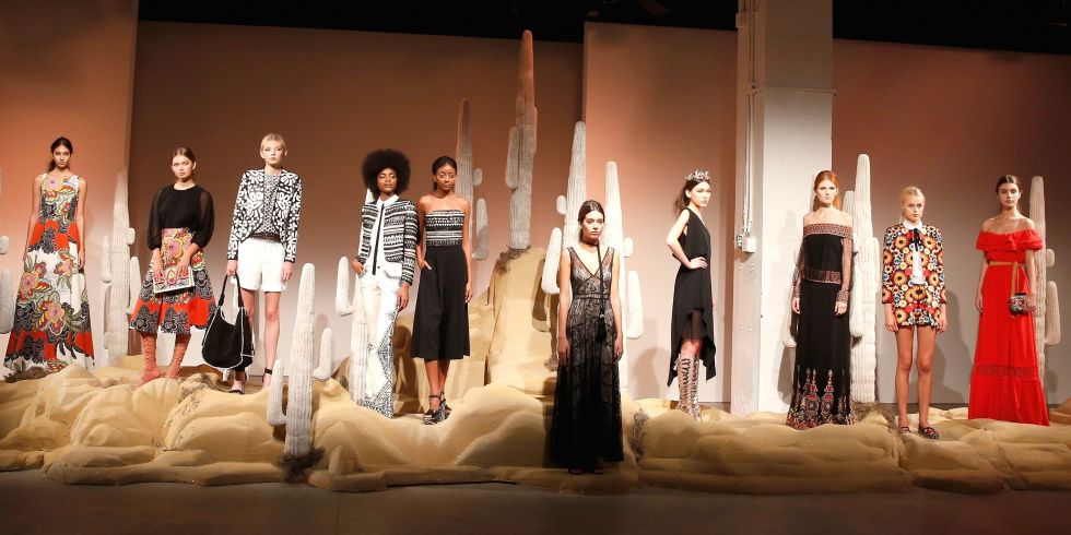 Alice Olivia Is Hosting a See Now, Buy Now Show In Time For Coachella