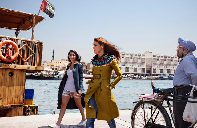 Dima Abdul Kader and Nikki Meftah