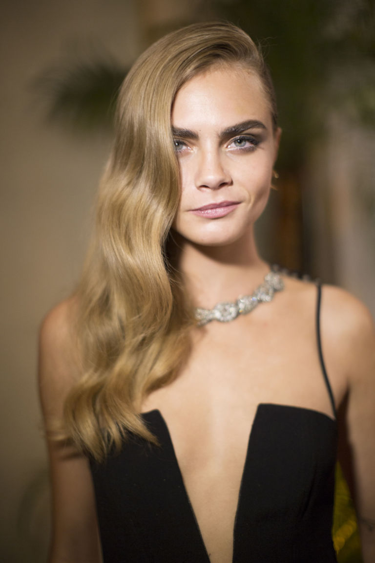 "nude"" hair is the spring trend that looks good on everyone"