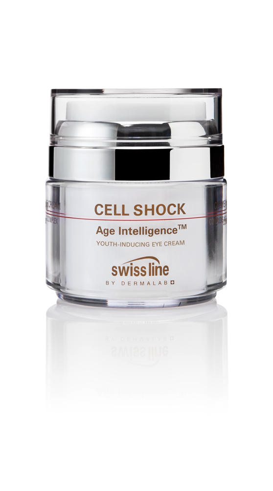 Swiss line Cell Shock Age Intelligence Youth-Inducing Eye Cream, RM538