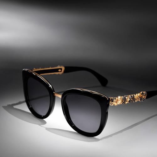Chanel Glasses Frame Malaysia : An Ode to Classic Femininity: Chanel Bijou Eyewear ...