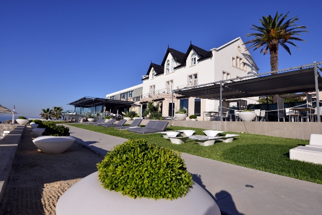 Farol Hotel, Portugal