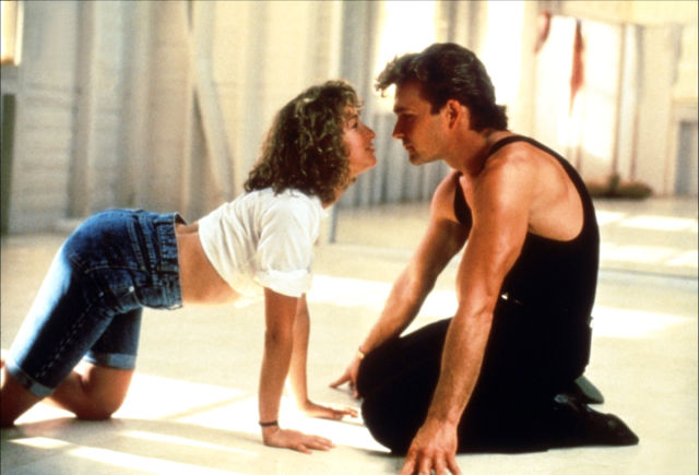 Courtesy of Dirty Dancing