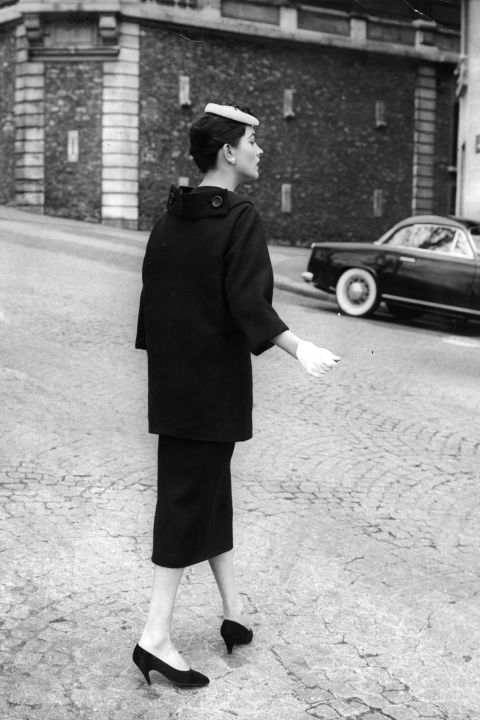 Vintageview Parisian Street Style Circa 1940s Harper 39 S
