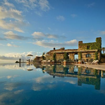 8 of the world 39 s most amazing hotels with pools harper 39 s for Amazing hotels of the world
