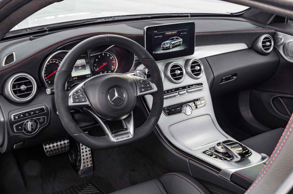 Mercedes-Benz C Class Coupé