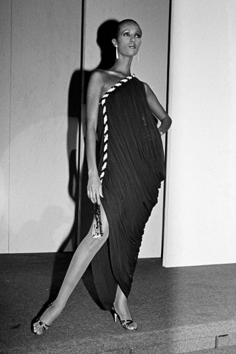 Iman, 1982 | Image: Getty
