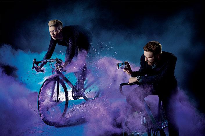Cyclist, Kelli Samuelson