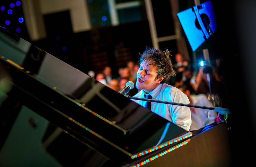 Jamie Cullum, The St. Regis Singapore
