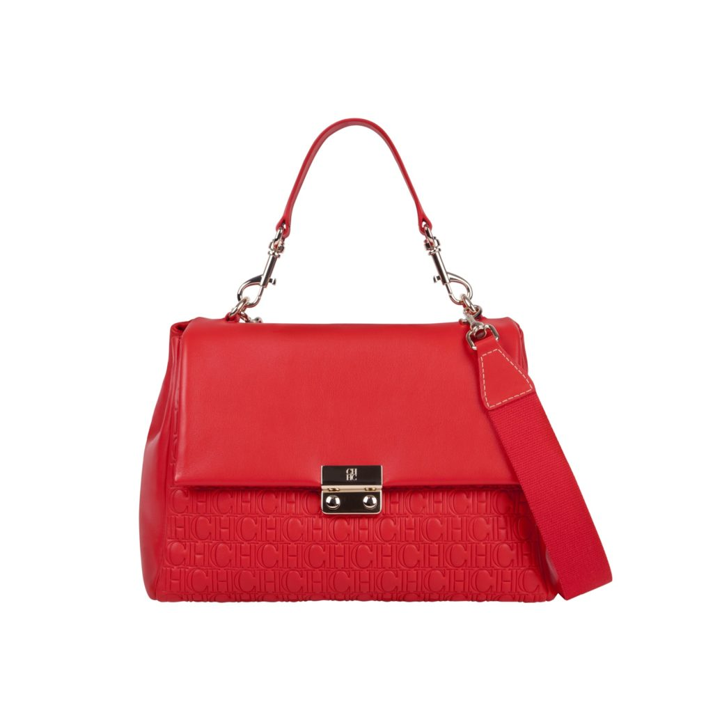 The Baret Bag, Red