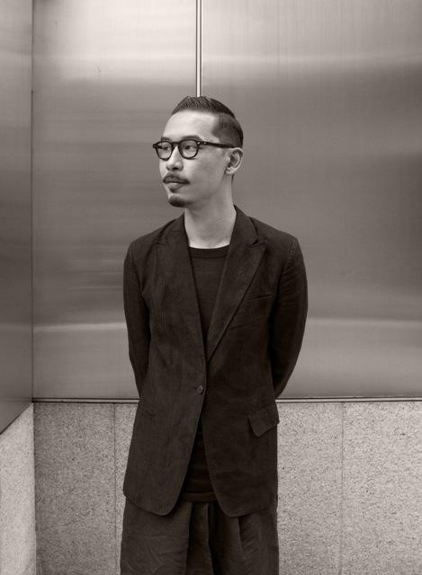 Malaysian Fashion Designer, Silas Liew