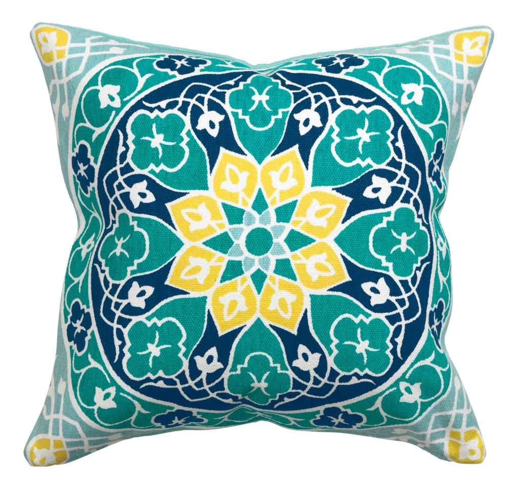 Turqoise Cushion Cover, RM59.90